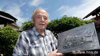 Edgar Henkelmann, der letzte der Naumburger Dampflokführer, feiert 85. Geburtstag - HNA.de