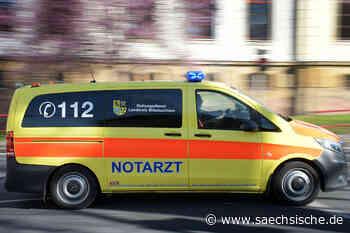 Ein Toter bei Unfall nahe Radeberg - Sächsische Zeitung