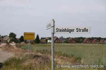 Nur zwei Flächen sind noch offen - Westfalen-Blatt