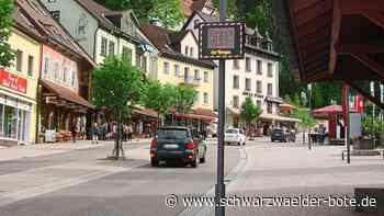 Triberg: Sanierung begründet - Triberg - Schwarzwälder Bote
