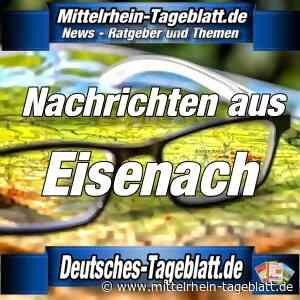 EISENACH - VERKEHR: VERKEHRSBEHINDERUNGEN IN DER GEORGENSTRASSE - Mittelrhein Tageblatt