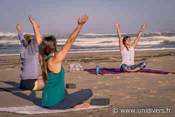 Beach Yoga jeudi 27 août 2020 - Unidivers