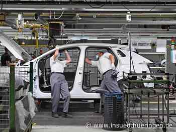 Serienfertigung für weitere Opel-Hybridvariante in Eisenach - inSüdthüringen
