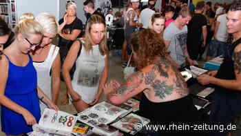 Messe Idar-Oberstein sagt Kostbar und Tattoo Convention ab - Rhein-Zeitung