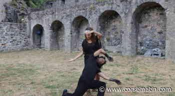 Quand la citadelle de Corte sert de cadre à la création - Corse-Matin