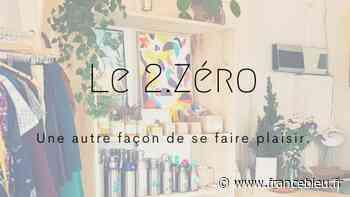 """Le concept store """"2.zéro"""" à Capbreton : un commerce vert en économie circulaire - France Bleu"""
