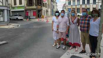 Travaux : Requalification urbaine suspendue à Nogent-sur-Seine: des commerçants en colère - L'Est Eclair