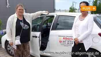 Kissinger Pfleger kümmern sich um schwerkranke Menschen - Augsburger Allgemeine