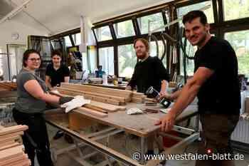 Harsewinkel: Formfreund ist bestes Start-up in OWL - Westfalen-Blatt