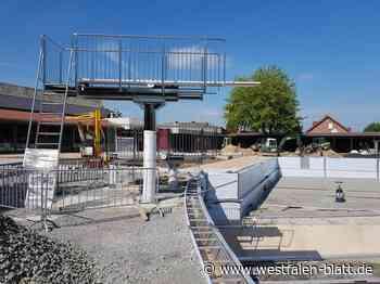 Freibad-Eröffnung wieder verschoben - Westfalen-Blatt
