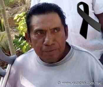 Muere conocido voceador de periódicos de Tixkokob - El Diario de Yucatán