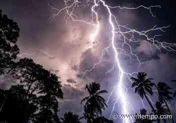 Llega una DANA que dejará calima, tormentas y lluvias con barro - Tiempo.com
