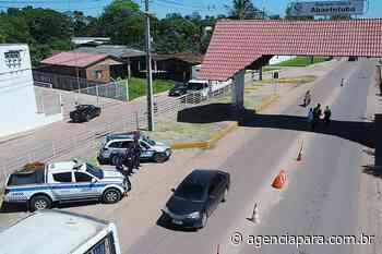 Em Abaetetuba, PM tem como foco medidas de combate à Covid-19 - Para