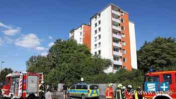 Feuerwehr Kreuztal: In Buschhütten Essen auf Herd vergessen - Westfalenpost