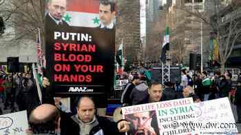 Baschar al-Assad: Von Syriens Hoffnungsträger zum Diktator - DW (Deutsch)