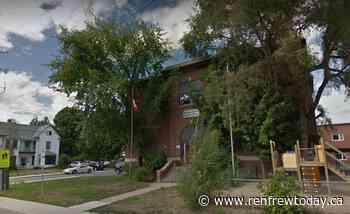 Walter Zadow School in Arnprior vandalized, police looking for information - renfrewtoday.ca