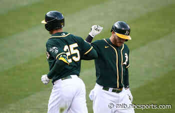 Oakland Athletics roster and schedule
