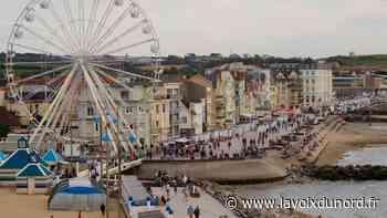 Wimereux vu d'en haut: la ville accueille sa première grande roue - La Voix du Nord