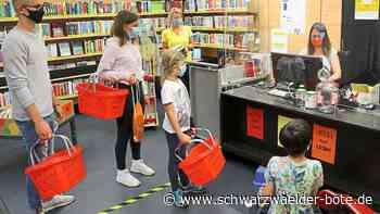Mötzingen: Tolle Ausleihzahlen in der Bibliothek - Mötzingen - Schwarzwälder Bote