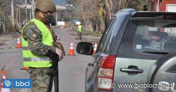 Casi 500 detenidos suma la comuna Quillota desde el inicio de la cuarentena - BioBioChile