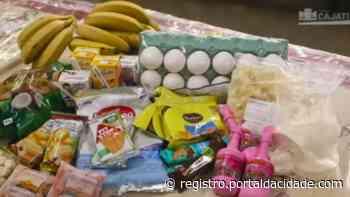 Prefeitura de Cajati entrega kits para alunos das escolas municipais - Adilson Cabral