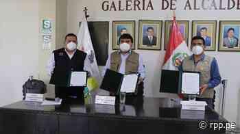 Áncash: Alcaldes de Santa, Casma y Huarmey firman declaratoria contra exploración y explotación petrolera - RPP Noticias