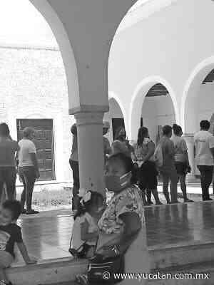 Hay luto en Izamal por Covid-19 - El Diario de Yucatán