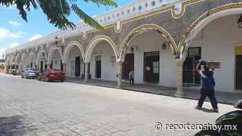 Calles desiertas en Izamal, la nueva normalidad - Reporteros Hoy