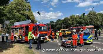 Wachtberg: Vierzehn Verletzte an einer Kreuzung in 3,5 Jahren - General-Anzeiger Bonn