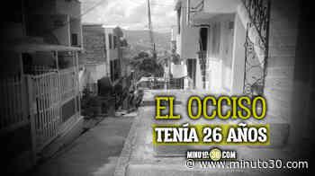 Tres sujetos mataron a tiros a un hombre en vía pública de Palenque, Robledo - Minuto30.com