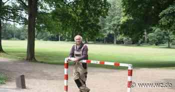 Rundgang durch den Stadtgarten in Viersen-Dülken - Westdeutsche Zeitung