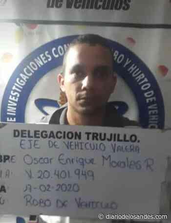 Cayó uno de los fugados del Cicpc-Valera - Diario de Los Andes