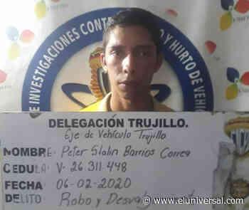 Reportan la fuga de 13 presos en calabozos de Valera, estado Trujillo - El Universal (Venezuela)
