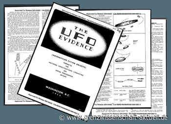 GreWi-Faktencheck: Keine neuen UFO-Akten der CIA veröffentlicht - grenzwissenschaft-aktuell