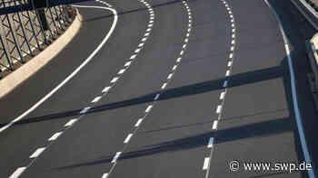 Sperrung A6 Heilbronn/Bad Rappenau: Autobahn am Wochenende wegen einer Brücken-Baustelle voll gesperrt - SWP