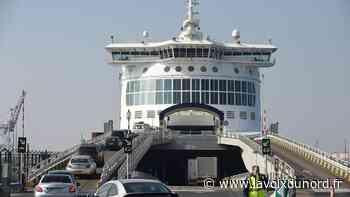 Loon-Plage : malgré leur réouverture aux passagers, les ferries de DFDS sont loin de faire le plein - La Voix du Nord