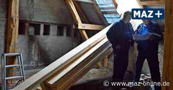 Wittenberge: Dachgeschoss der Jahnschule wird ausgebaut - Märkische Allgemeine Zeitung