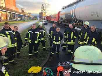 Feuerwehren stehen am Scheideweg   Volksstimme.de - Volksstimme