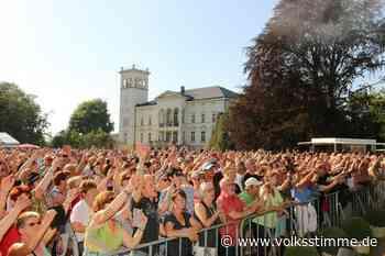 Grünes Licht für Drömlingsfest 2021 - Volksstimme
