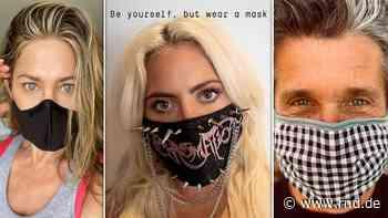 Lady Gaga, Pink und Lena: Diese Promis machen sich für das Tragen von Masken stark - RND