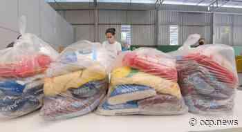 Indaial realiza nova entrega de kits de alimentação aos alunos matriculados na rede municipal - OCP News