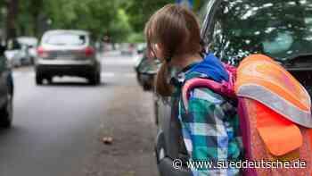 Vaterstetten: Welche Intention hatte der Mann im Auto? - Süddeutsche Zeitung