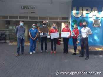 Empresárias doam máscaras respiratórias em Marechal Rondon - O Presente