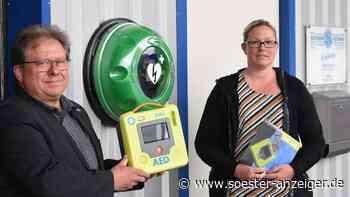 Ense: 22 Defibrillatoren in der Gemeide - hier werden sie angebracht - soester-anzeiger.de