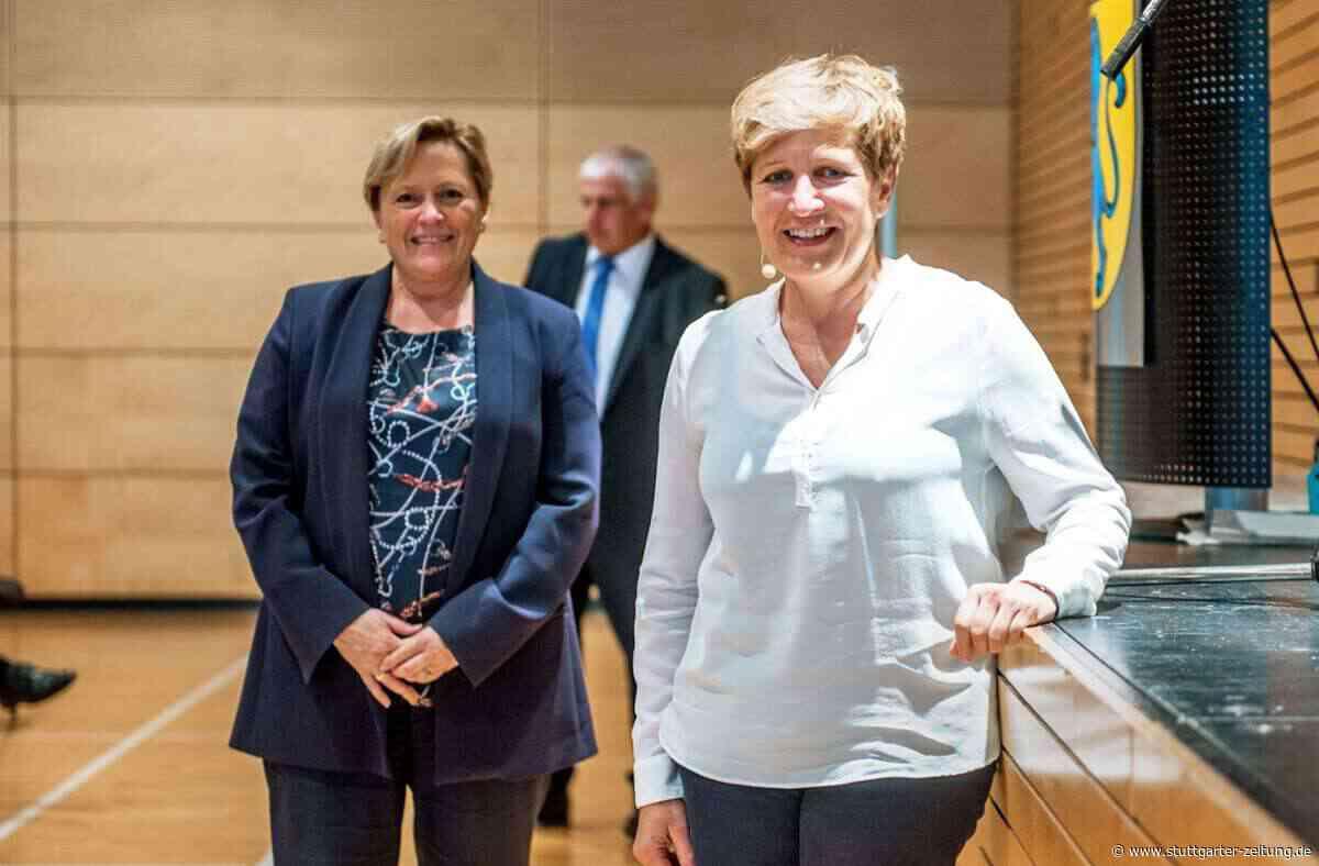 Salach - Nicole Razavi soll wieder in den Landtag - Stuttgarter Zeitung