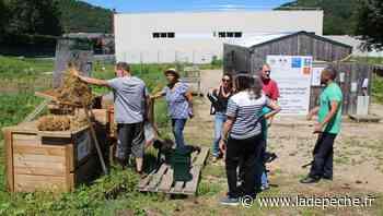 Lavelanet. Le compostage, un élément clé des jardins partagés - ladepeche.fr