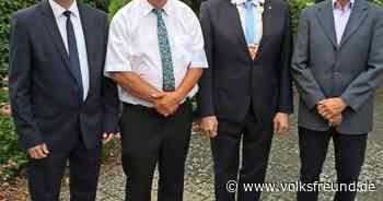 Ein Jahr im Amt: Friedhelm Marder, Stadtbürgermeister von Daun, zieht Bilanz - Trierischer Volksfreund