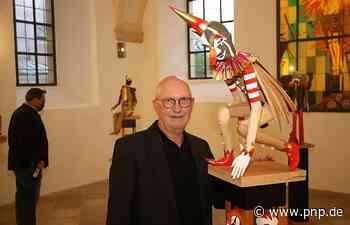 Kunstausstellung mit Willi Berger eröffnet - Stubenberg/Aldersbach - Passauer Neue Presse