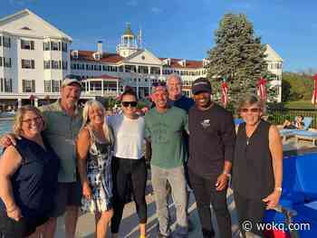 Kenny Chesney Visits Kennebunkport, Maine, Over the Weekend - wokq.com