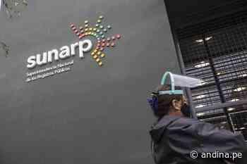Sunarp reinicia atención en San Borja, Surco, San Isidro, Santa Anita y Lima Norte - Agencia Andina